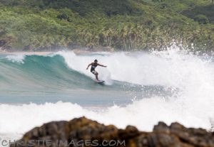 Duli Beach Surfing Felix